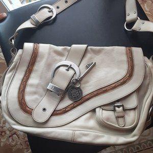 Christian Dior - Vintage Gaucho Saddle Bag
